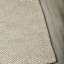PET Outdoor Teppich, Beige/Cream, 120x180, Green