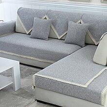 Pet sofa deckel,europ?ische Sofa Abdeckung Sessel deckt Schnittsofa deckt Sessel hussen Sectional sofa deckt Haustier couch abdeckungen für m?bel-E 110x180cm(43x71inch)