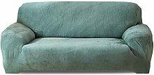PETCUTE Sofabezüge Elastische 2 Sitzer