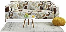 PETCUTE Sofabezug 2 sitzer Stretch Bedruckte
