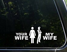 "PeteGray Auto-Aufkleber mit Aufschrift ""Your"