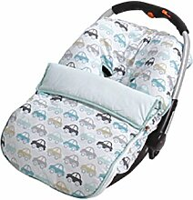 Petit Lazzari Fußsack Baby für Autos Group