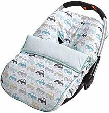 Petit Lazzari Fußsack Baby für Autos Group