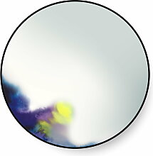 Petite Friture - FrancisWandspiegel large, blau / lila