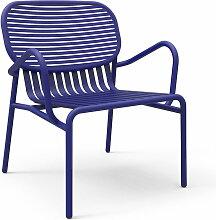 Petite Friture - Week-End Outdoor-Sessel, blau