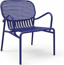 Petite Friture - Week-End Outdoor-Sessel, blau