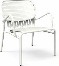 Petite Friture - Week-End Outdoor-Sessel, weiß