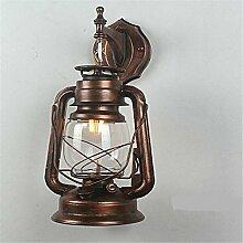 Petroleumlampe Petroleumlampe Wandlampe Balkon