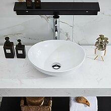 PetusHouse Badezimmer-Gefäß, Waschbecken und
