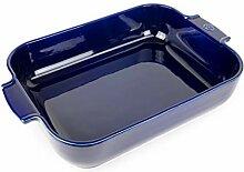 Peugeot 60039 Appolia Auflaufform Keramik blau