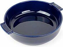 Peugeot 60312 Appolia Auflaufform, Keramik, blau