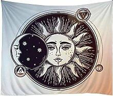 peyan Mandala Wandteppich für Art Home Dekoration 129,5x 152,4cm Tapestry 4