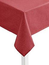 Peyer-Syntex Tischdecke 1 80x80 cm Mitteldecke rot