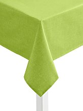 Peyer-Syntex Tischdecke 4 130x160 cm grün
