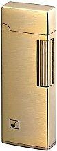 Pfeifen-Feuerzeug Sarome »PSD 9-01« gold satinier