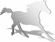 Pferd Acryl Spiegel, acryl, 500 x 325mm