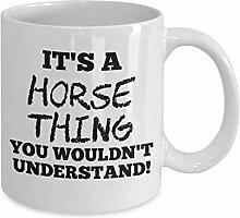 Pferd Geschenk Pferd Becher Pferd Geschenke