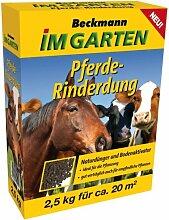Pferde-Rinderdung 2.5 Kg pellier