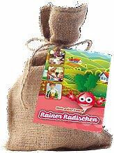 Pflanz-Set Gemüse Rainer Radieschen Saatgut