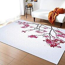 Pflanze Rosa Blume AST Wohnzimmer Teppiche Heim