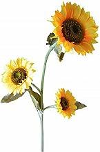 Pflanze Sonnenblumen Künstliche Ursprünglichen Dekoration Realistisch
