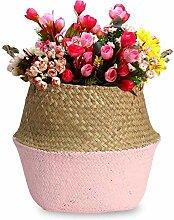 Pflanze Wachsende Tasche Basket Storage Plant Pot