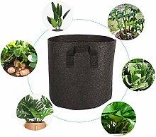 Pflanze Wachsende Tasche Vliesstoffpflanzung Grow