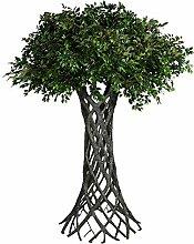 Pflanzen Kölle Kunstpflanze Ficusbaum grün, ca.