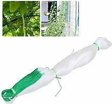 Pflanzenkletterunterstützung Netz Obst Gemüse