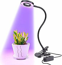 Pflanzenlampe 10W Pflanzenlicht Wachstumslampe