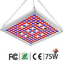 Pflanzenlampe 75W TOPLANET, Led Grow Lampe