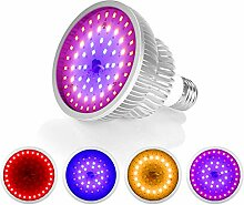 Pflanzenlampe E26/27 50W LED Pflanzenlicht