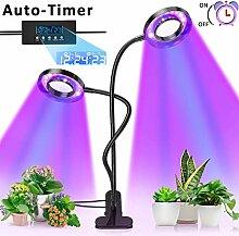 Pflanzenlampe, Pflanzenlicht mit UPGRADED