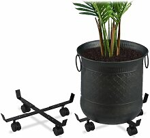 Pflanzenroller Eben