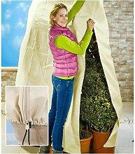 Pflanzenschutz Vlies, Frostschutz, 240 x 200 cm -