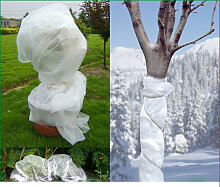 Pflanzenvlies Pflanzenschutz Wintervlies Winter