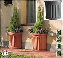 Pflanzgefäß für Innen- und Außenbereich,