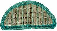 Pflanzinsel Teich halb-rund schwimmend in 80cm – schöne Gartenteich-Atmosphäre mit Teichinsel, Pflanzkorb, Pflanzschale – Reduzierung von Algen & Ruhezone für Koi durch Pflanzeninsel
