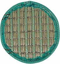 Pflanzinsel Teich, rund, schwimmend, 60cm – schöne Gartenteich-Atmosphäre mit Teichinsel, Pflanzkorb, Pflanzschale – Reduzierung von Algen & Ruhezone für Koi durch Pflanzeninsel