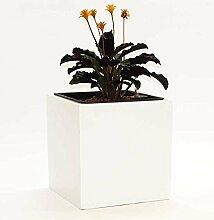 Pflanzkübel Blumenkübel Blumentopf Fiberglas