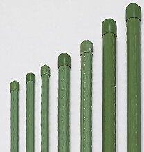 Pflanzstab 16x1500 mm grün 10 Stück