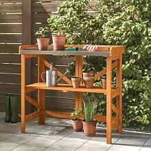 Pflanztisch Garten Living Größe: 128cm H x 97cm