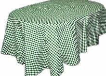 Pflegeleichte Tischdecke Decke Unterdecke Oval