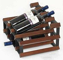 PFTHDE Weinglasregal unter dem Schrank Weinregal
