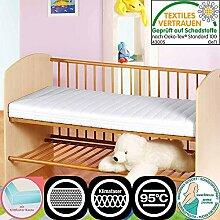 Pharao24 Babybett Matratze mit Kaltschaum HG2