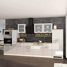 Pharao24 Einrichtung für Küche E-Geräte (17-Teilig)