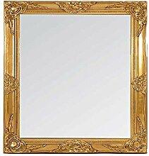 Pharao24 Spiegel in Gold Barock