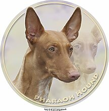 Pharaonenhund Aufkleber 25 cm