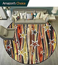 Philip C. Williams Rustikaler stilvoller Teppich