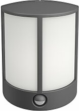 Philips LED-Außenleuchte, Kunststoff, Lumière